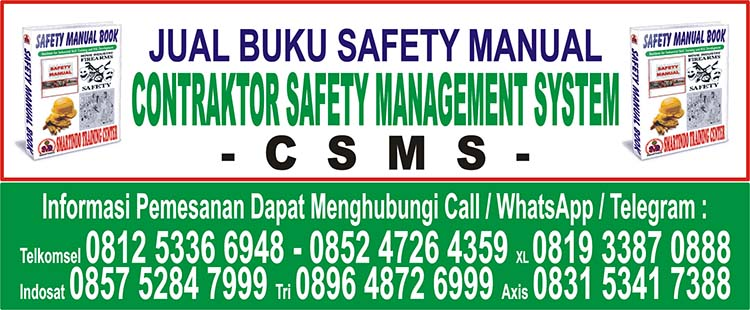 Jual Buku Safety Management System Manual pdf Handbooks